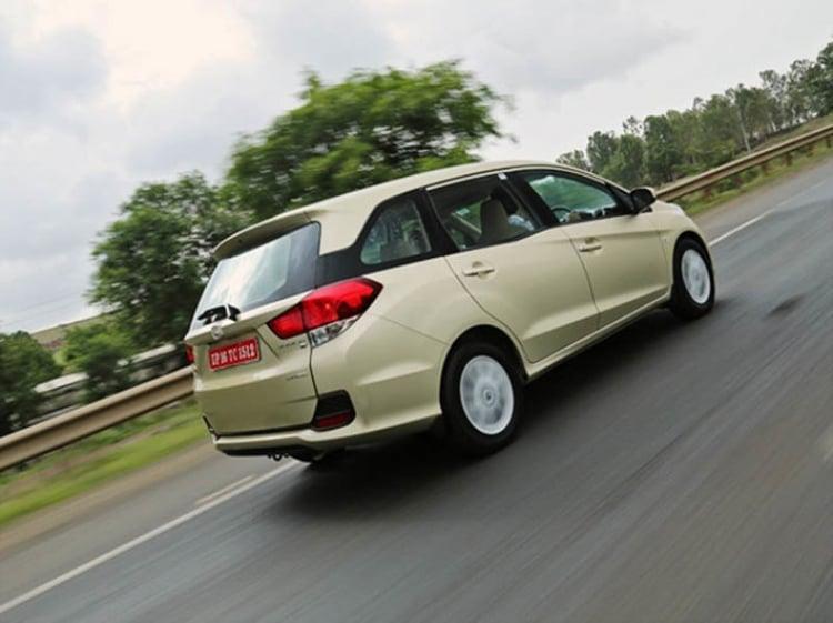 Honda Mobilio: xe MPV giá rẻ ra mắt tại Châu Á