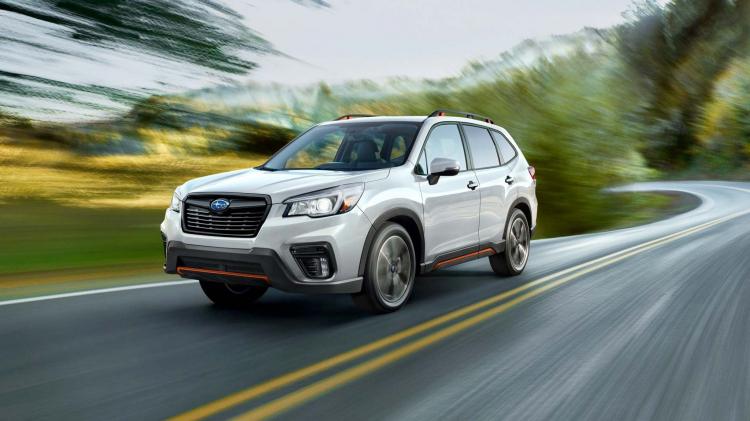 [NYAS 2018] Subaru Forester 2019: Thay đổi nội ngoại thất, động cơ mạnh hơn, thêm nhiều phiên bản