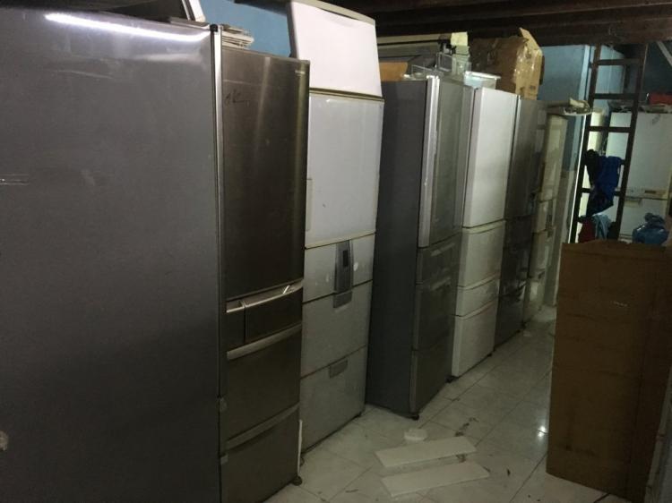 Tủ lạnh Máy lạnh Máy giặt hàng nội địa japan