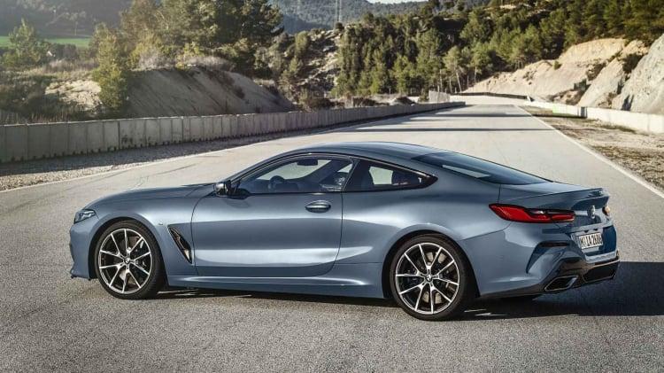 BMW giới thiệu 8-Series 2019 hoàn toàn mới; mạnh 523 mã lực