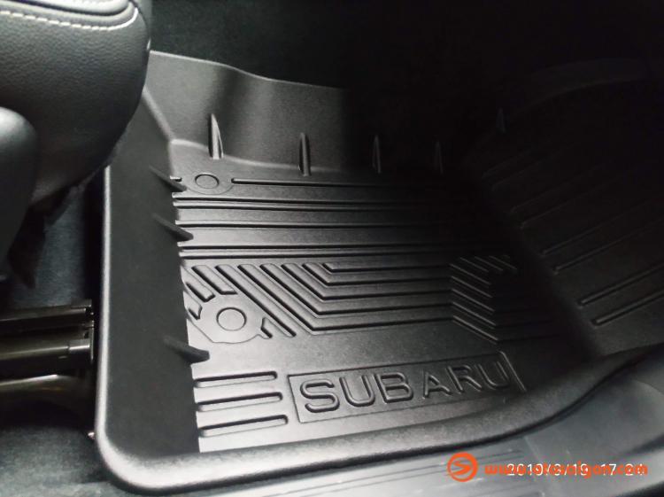 Subaru Forester mới được nâng cấp ngoại thất thể thao với chi phí dưới 5 triệu đồng