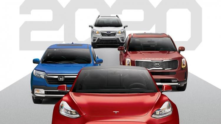 Những mẫu xe tốt nhất tại Mỹ năm 2020: xe Nhật áp đảo hoàn toàn xe Hàn