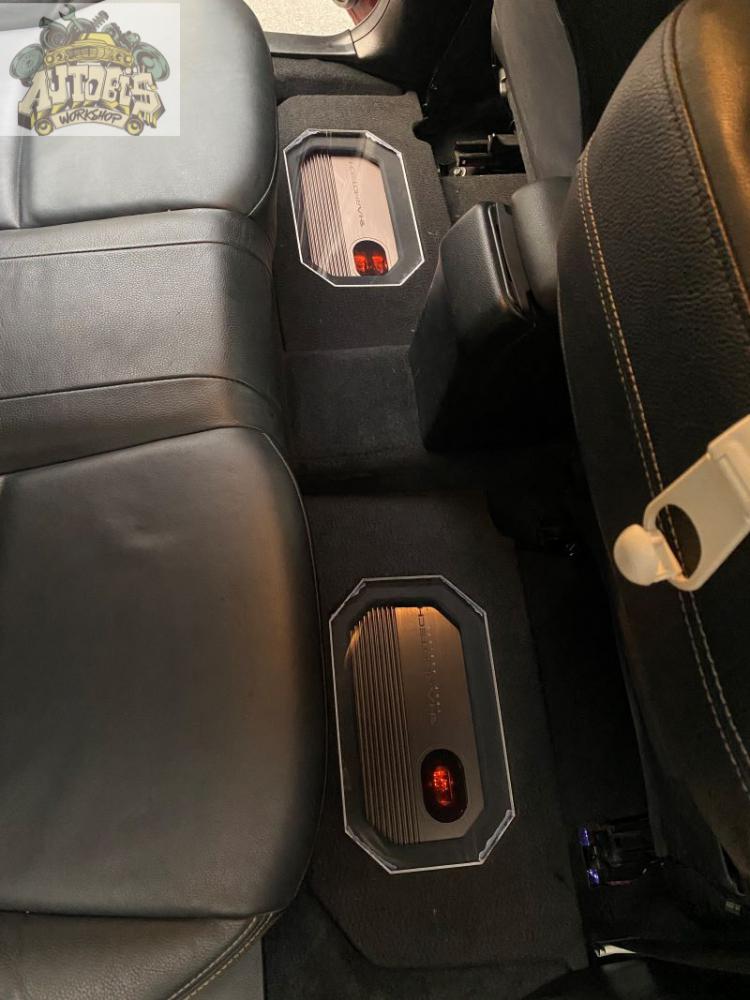 Độ âm thanh và cách âm cho xe Subaru XV