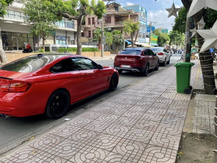 BMW X4 xDrive20i 2020 về Việt Nam: Trang bị nhiều đồ chơi hơn, so kè GLC Coupe