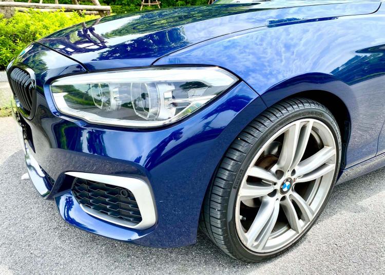 BMW 118i đời 2015 bán lại ngang giá Mazda3: Hatchback Đức lái hay cho người trẻ