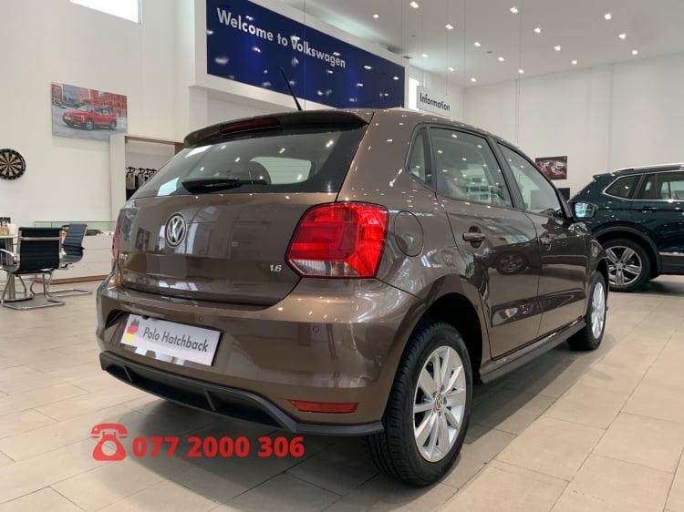 Volkswagen Polo Hatchback 2020, rước nhanh xế hộp trước tết cùng nhiều khuyến mãi hấp dẫn