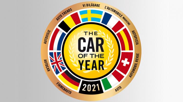 Lộ diện danh sách xe Châu Âu của năm 2021