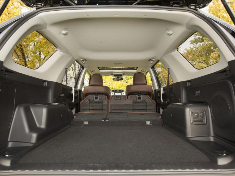 Toyota 4Runner nhập Mỹ đời 2013 - lựa chọn SUV 7 chỗ hấp dẫn trong tầm giá 2 tỷ đồng