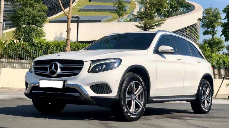 Cảnh báo cho những ai đang đi và có ý định sắp mua Mercedes GLC