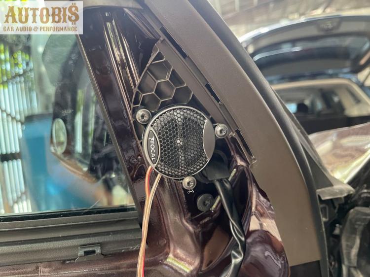 Nâng cấp âm thanh bản Base của xe Vinfast Lux A và SA như thế nào?