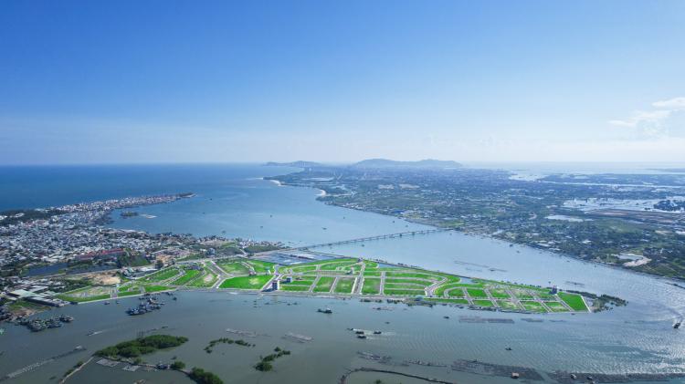 Bàn luận về dự án Marine City của CĐT Nam Hải