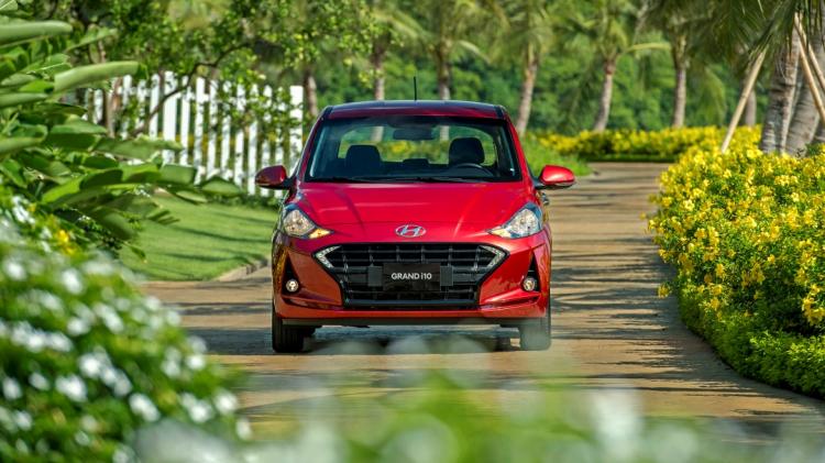 Hyundai Grand i10 2021 (hatchback)